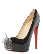 Don't make a lady mad when she is wearing these bad boys!