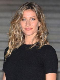 How to: het perfecte beach hair van Gisele Bündchen
