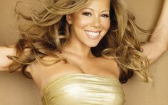 Detalhe da imagem de —Mariah Carey – perfect hair | famous-wallpapers