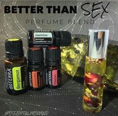 It smelled so yummy!! 10 drops bergamot 10 drops passion 6 drops jasmine 2 drops cinnamon Top off with FCO. Rub on wrists, neck & any other place you feel needs it.