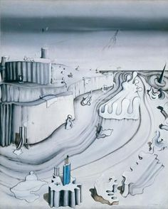 Collection Online | Yves Tanguy. Promontory Palace (Palais promontoire). 1931 - Guggenheim Museum