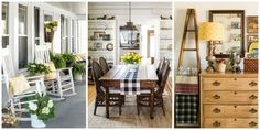 18 Vintage Decorating Ideas from Inside a 1934 North Carolina Farmhouse  - CountryLiving.com