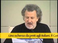 """Il logico Piergiorgio Odifreddi ci spiega lo """"Scherzo da preti"""" il vergo..."""