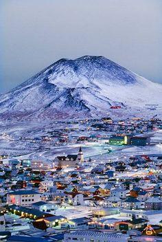 Iceland.  How beautiful!