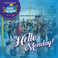 Why let #Monday blues affect you when you can make it super awesome by visiting #MMFunCity - the most happening place in #Raipur. For More: https://goo.gl/Su9dWZ #LargestWaterParkChhattisgarh #Enjoy #WaterRides