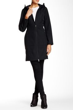 Take To The Streets Long Softshell Jacket by Columbia on @nordstrom_rack