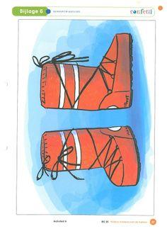 Soorten schoenen: sneeuwboots. Vans Top, Kindergarten Themes, Saint Nicholas, Toddler Shoes, Clipart, Elves, Winter Outfits, Preschool, Teen
