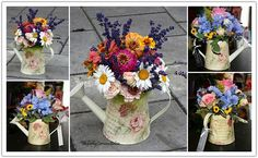 Alternative pentru vazele de flori: stropitorile