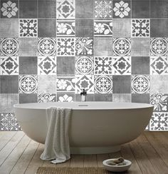 Apply this Luxury tiles stickers in any flat surface. If you are looking for a piece of art, Tiles Decals is the perfect choice.