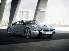 BMW i8 Spyder - say no more.