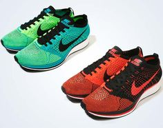 Nike Flyknit Racer – Summer 2014 Releases - Breathable footwear