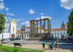 Évora By Monumentos de Portugal
