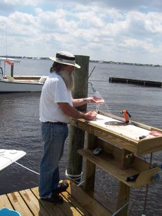 Help design my new fish cleaning station - The Hull Truth - Boating and Fishing Forum