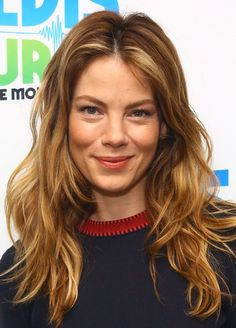 Michelle Monaghan Photos: Celebs Visit a Morning Radio Show