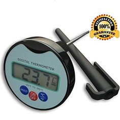 Best Digital Food Thermometer For Your BBQ Grill with FREE Ebook http://www.amazon.com/Thermometer-Professional-Definition-Temperature-Satisfaction/dp/B00EDROYDU/ref=sr_1_9?ie=UTF8&qid=1414715334&keywords=best+meat+thermometer+for+grill&sr=1-9