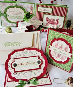 Creating With Carol: IT'S HERE - CAROL'S CARD KITS TO GO!