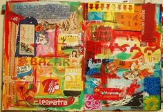 collage journal blog - Google Search