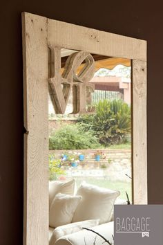 espejos vintage reciclados - Buscar con Google