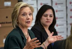 Hillary Clinton Calls For Greater Military Assistance And Financial Aid For Ukraine