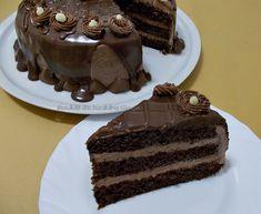 Pudding, Cake, Desserts, Food, Tarts, Fine Dining, Birthday, Pie Cake, Meal