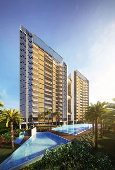 Singapore New Launch Property - Tre Residences