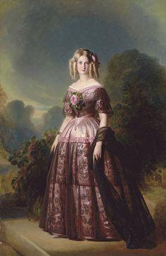 Princess Maria Carolina Augusta of Bourbon Duchesse d'Aumale | Flickr - Photo Sharing!