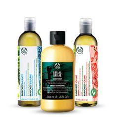 Shampoos | The Body Shop