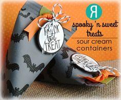 Reverse Confetti | Spooky 'n Sweet Treats using Spooky Cuties and Spooky Sentiments