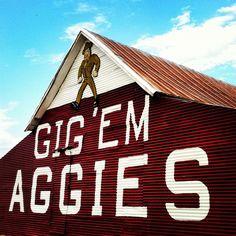 Gig'em Aggies