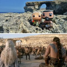 Love Game of Thrones and curious to find out where it was filmed? Check out the Game of Thrones filming locations in Malta, Greece and Scotland.