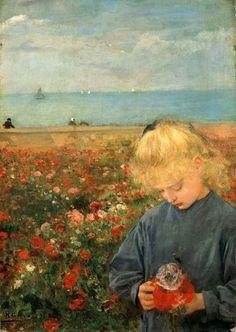 Henri Gervex (1852 – 1929, French)
