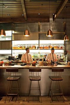 Next door to Beverly Hills in Century City, Hinoki & The Bird attracts A-listers like Jennifer Garner and Gwyneth Paltrow with its airy patio and global gastronomy. Photo Credit: Dylan and Jenni