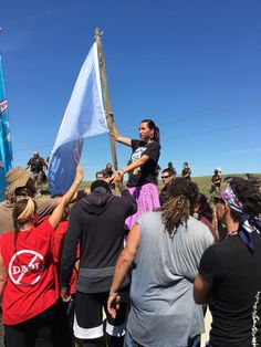 Amnesty International USA: Police Must Protect Dakota Access Pipeline Protesters