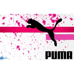 Puma Sport Company Logo HD Wallpapers Artworks ❤ liked on Polyvore