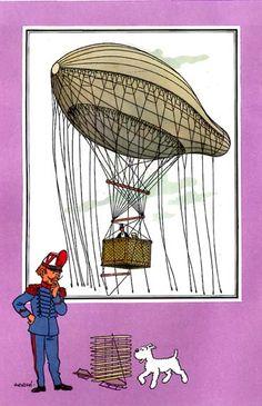 Ballon 24 : Aérostat Renard