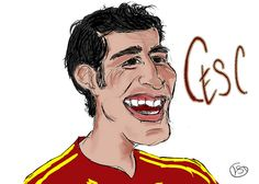 Cesc Fabregas by Bobadis8, via Flickr