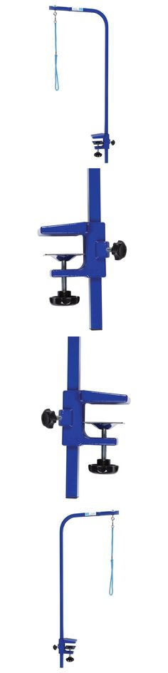 Grooming Tables 146241: Quality Professional Steel Adjustable Overhead Clamp Blue Dog Grooming Arm 36 -> BUY IT NOW ONLY: $47.89 on eBay!