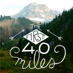 The First 40 Miles is a podcast for people who are new to hiking and backpacking. New episodes every Tuesday.