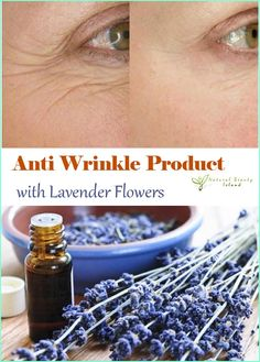 Anti wrinkle products have always been very popular among women. Here is a natural product that can be made at home, only with natural ingredients.