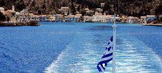 Sad to Leave: #Kasterlorizo Island, #Greece (Also #Castelorizo or #Megisti) the easternmost #Greek Island Source: Official Tourism Site http://www.megisti.gr