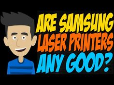 Are Samsung laser printers any good? Cannon gets the top spots with Consumer Reports when it comes to black and white laser printers. Where was Samsung …     									source   ...Read More