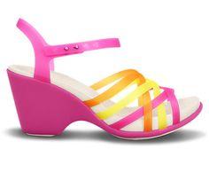 Crocs Women's Huarache Sandal Wedge   Women's Sandals & Flip-flops   Crocs Official Site