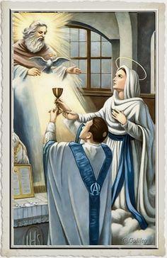Imágenes de Galilea: Jesús Sacramentado