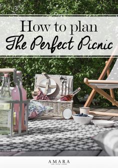 Picnic season is here! Whether you're heading to a sunny beach, shady forest or simply your local park, The LuxPad has a selection of tips and ideas to make your picnic the best yet…