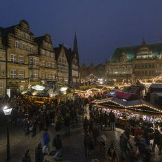 Bremen Weihnachtsmarkt by Wi.lly Kaemena on 360cities