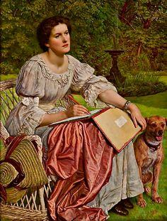William Holman Hunt.