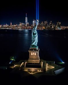 Statue of Liberty, remembering 9-11