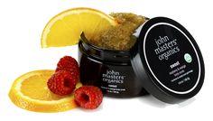 Sundløf Organic Skin Care - John Masters Organics Sweet Raspberry & Orange Body Scrub, 136,2 g