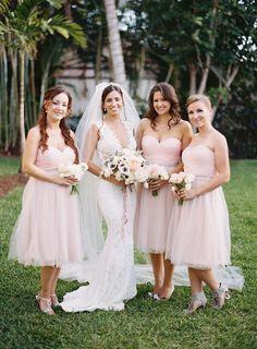 #BERTA bride <3  Photography: Ozzy Garcia - ozzygarcia.com  Read More: http://www.stylemepretty.com/2014/10/16/romantic-garden-wedding-by-the-water/