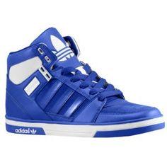 adidas Originals Hard Court Hi 2 - Men's - Sport Inspired - Shoes -  Collegiate Royal/White